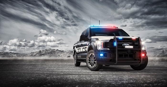 La Ford F-150 Police Responder ha llegado.