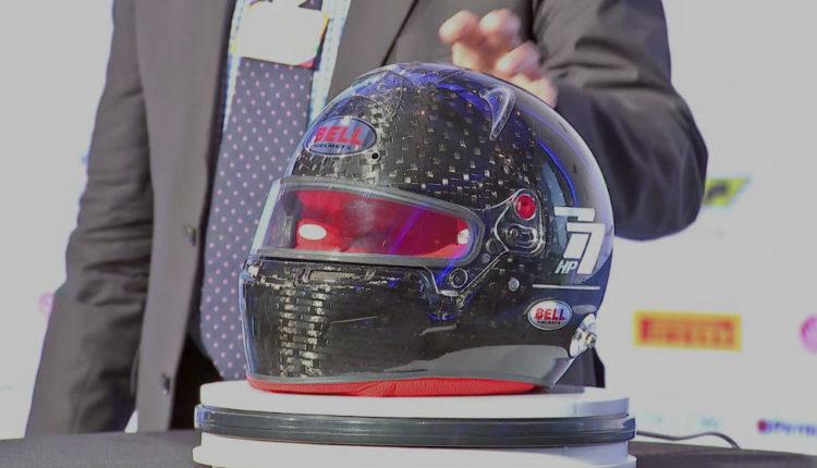 Así luce el nuevo casco de la FIA / Fuente: Federación Internacional de Automovilismo