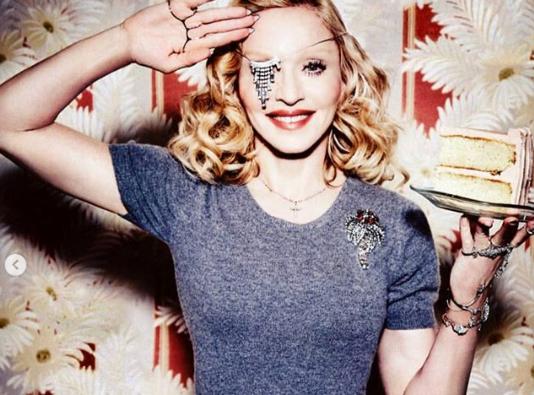 Madonna / Fuente: Instagram @madonna
