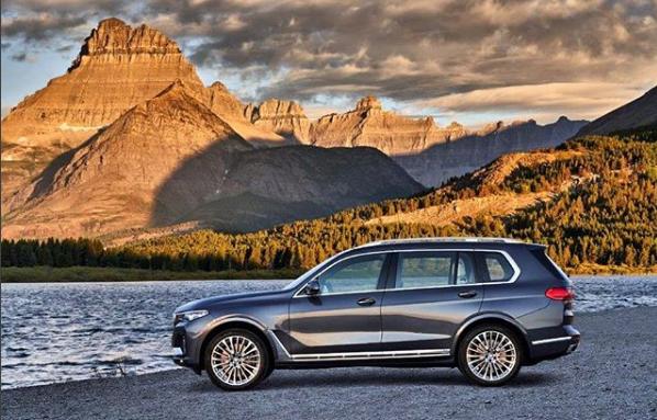 BMW X7 2019/ Fuente: Instagram @ bmw_bova_car