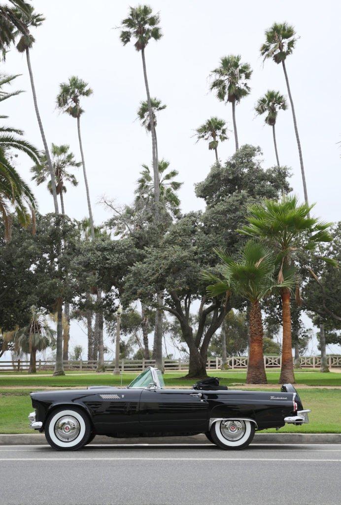 Subastan icónico Ford Thunderbird de Marilyn Monroe por esta cantidad
