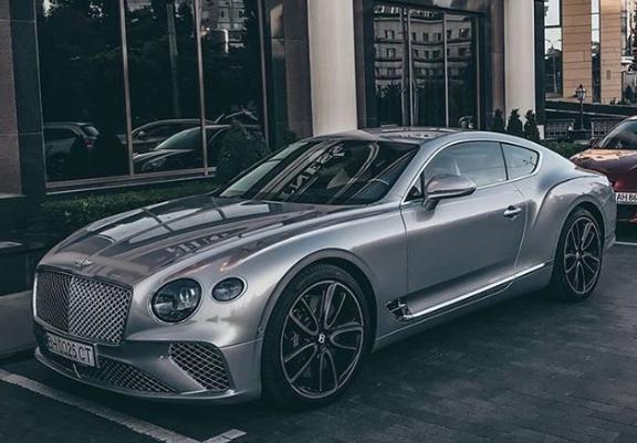 Bentley eléctrico