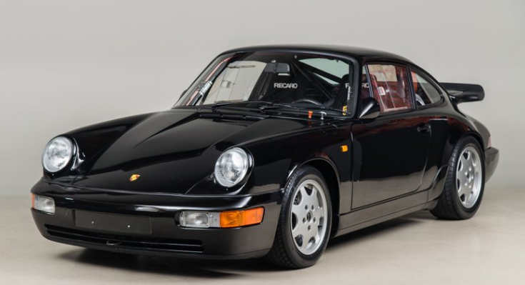 Porsche 911 964 Leichtbau más raro auto collectors coleccionistas automovilismo