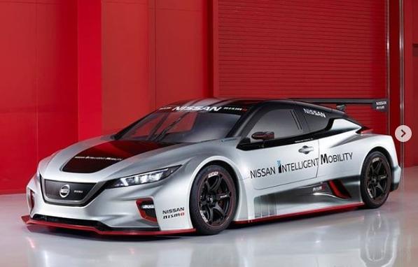 Nissan Leaf Nismo RC poderoso coche eléctrico con mucha más potencia
