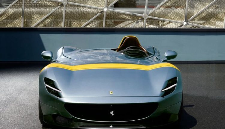 Ferrari icona