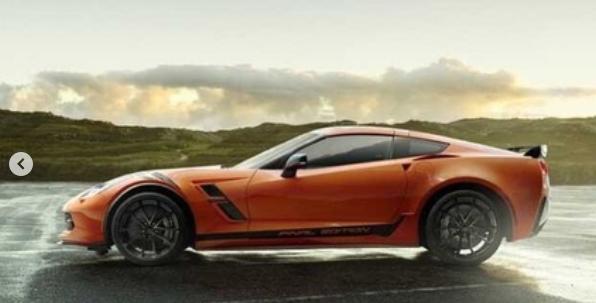 Corvette Final Edition