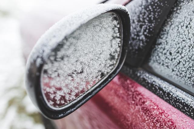 auto nieve