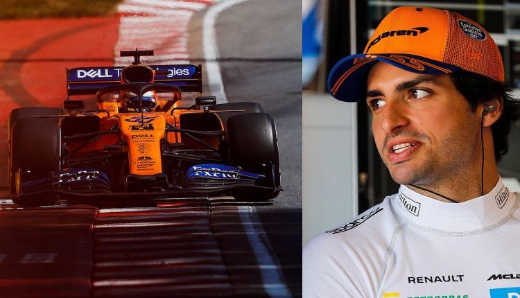 Carlos Sainz GP Canadá