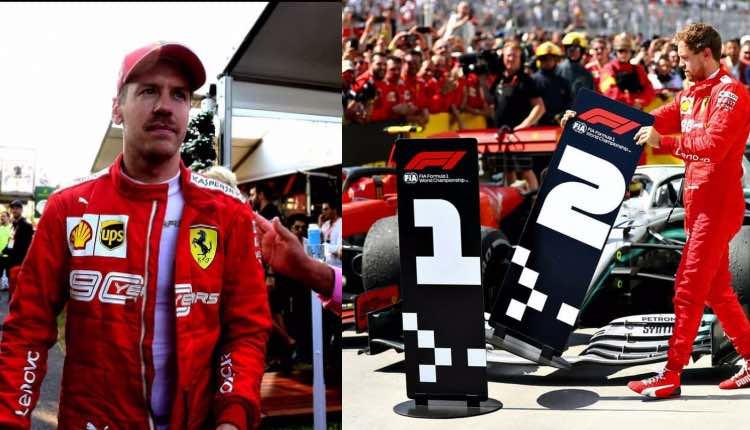 Sebastian Vettel gran premio de canadá sanción