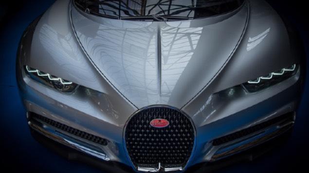 WOW! Bugatti tiene su primer diseño para un modelo SUV