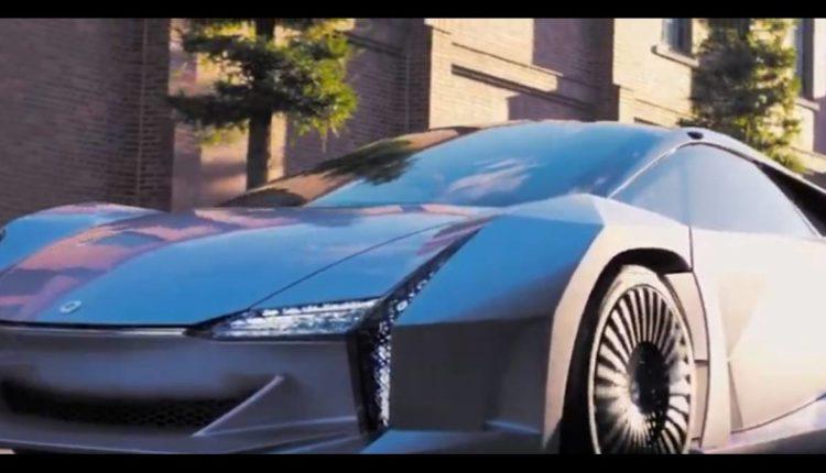 auto deportivo ecologico