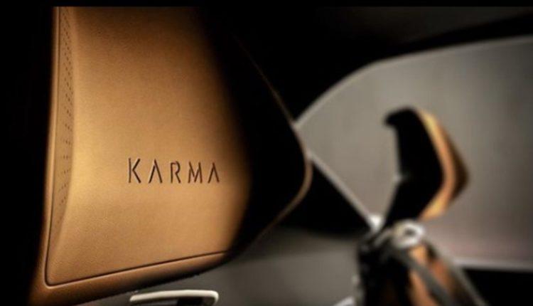 karma automotive pick up