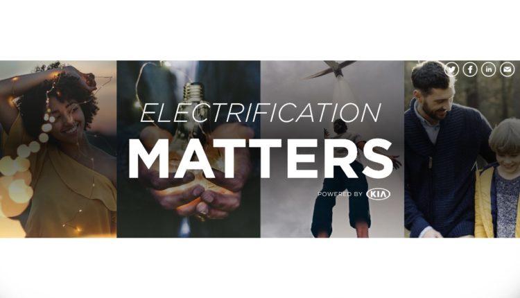 electrification matter