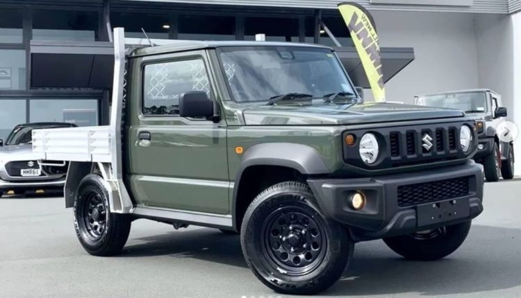 jimny pick up