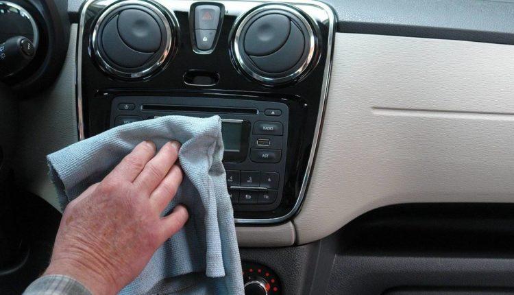desinfectar auto