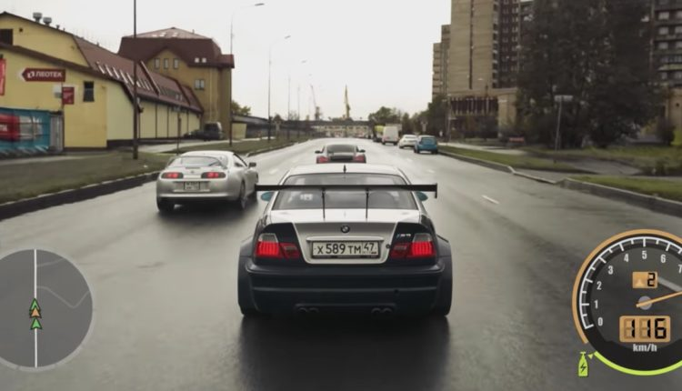 need for speed real