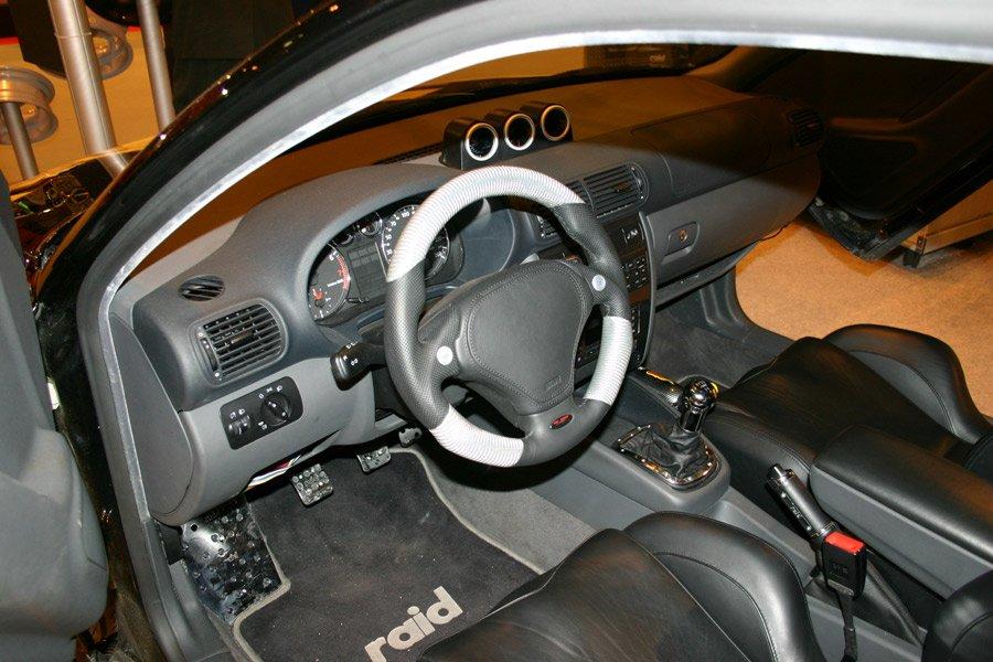 Tapizados en el tuning interior - Autocity