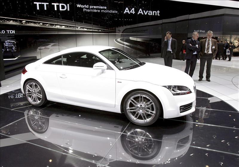Serie especial del Audi TT Coupé S Line Competition, en septiembre ...