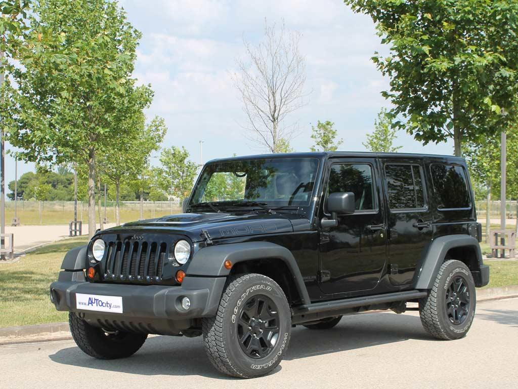 Jeep celebra ocho décadas