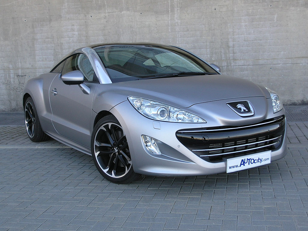 peugeot rcz asphalt thp 200 autocity. Black Bedroom Furniture Sets. Home Design Ideas