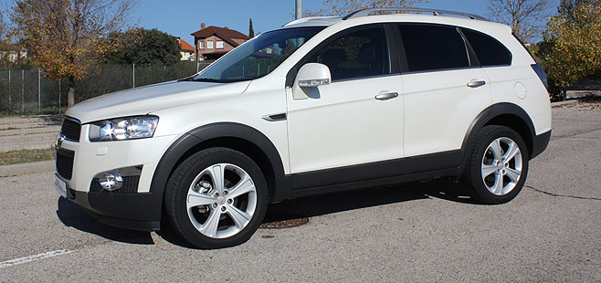 Chevrolet Captiva 22 Disel Ltz Autocity