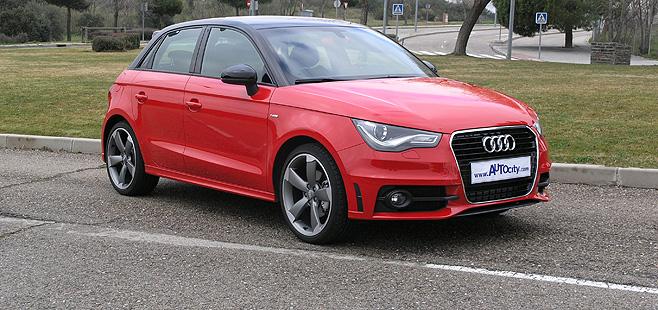 Audi A1 Sportback 2 0 Tdi S Line Autocity