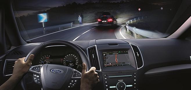 Ford se encuentra desarrollando un nuevo sistema de iluminación .
