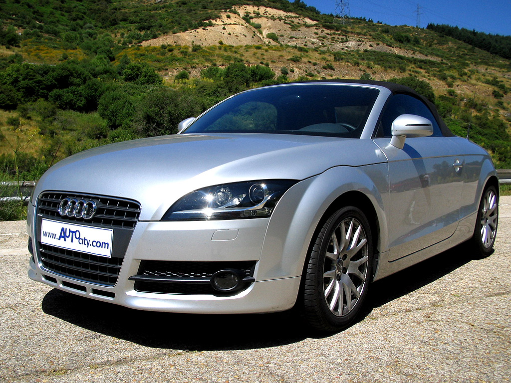 audi tt roadster 2 0 tfsi 1 autocity. Black Bedroom Furniture Sets. Home Design Ideas