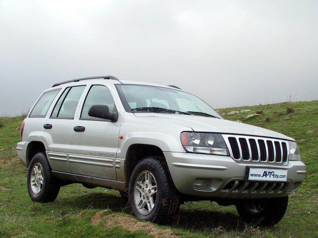 Jeep Grand Cherokee 2.7 Crd Kokemuksia